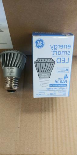 GE LED PAR16 Floodlight Bulb 4 WATT 15-watt replacement E26