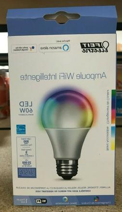 Feit Electric LED Smart Wifi Bulb - New