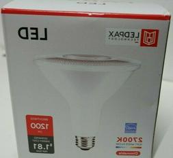 LEDPAX PAR38 Dimmable LED Bulb, 15W, 2700K, 1200 Lumens,CRI