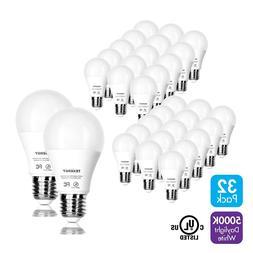 Tenergy LED Light Bulb, 9 Watts  A19 E26 Medium Standard Bas