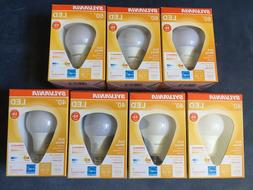 LOT OF SYLVANIA 40W & 60W WATT LED  SOFT WHITE LIGHT BULBS I
