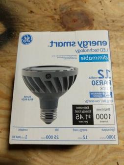 Lot of 6 GE Energy Smart PAR30, 1000 Lumen LED Light Bulb LE