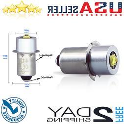 Maglight Maglite 300L LED Bulb 3 4 5 6 Cell C D Flashlight U
