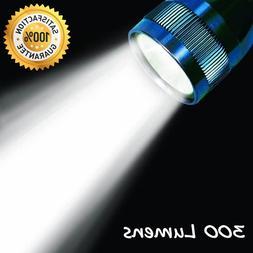 Maglight Maglite 300L LED Bulb 3 4 5 6 Cell C D Conversion U