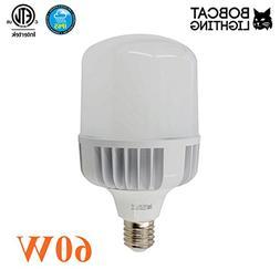 Bobcat Lighting 175W Metal Halide Equal - 60W LED High Bay B