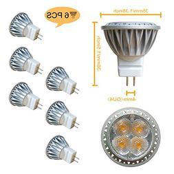 ALIDE MR11 Led Bulbs Replace 20W 35W Halogen Equivalent,Bi-p