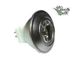 MR11 LED Bulb for Landscape Lighting, High Power 3W Chip, 12