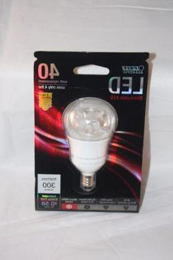 Feit Electric 4.8WT 120 Volt LED Light Bulb 300 Lumens Brigh