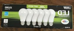 NEW Feit Electric 6-Pack 9.5W 60W Dimmable Soft White LED Bu