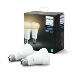 New Philips Hue Light Bulb Smart Wireless A19 LED 60W