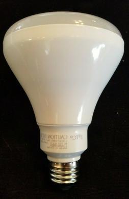 New TCP LED BR30 12 Watt Recessed Flood Spot Light Bulb 2700