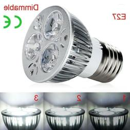 CREE LED Spot Light Bulb Lamp Dimmable GU10/MR16/E27 Ultra L
