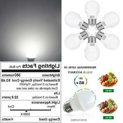 Non Dimmable A15 LED Bulb,40 Watt LED Light Bulb Equivalent,