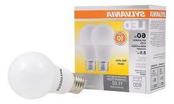 Non-Dimmable Led 5000K, 8.5W, 2-Pack Sylvania Lighting Light