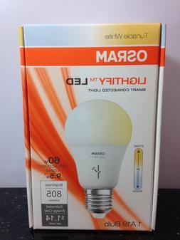 Sylvania Osram Lightify 60W A19 Warm White/Daylight/Smart LE