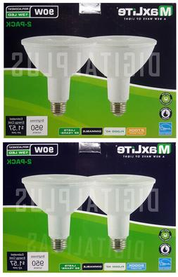 Outdoor LED Light Bulb 13W=100W PAR38 Flood40 WET Dmmable 27