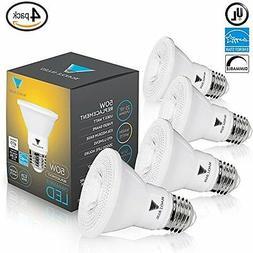 Triangle Bulbs T97001-4  7-Watt  PAR20 LED Flood Light Bulb,