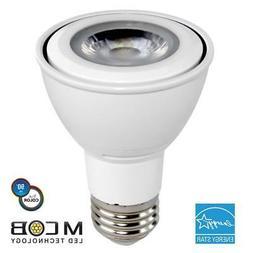 PAR20 LED Bulb 7 Watt Dimmable  500 Lumens by Euri