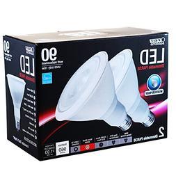 Feit PAR38/LEDG6/2 90W Equivalent Par38 LED Light , Soft Whi