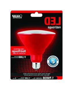 Feit PAR38/R/LEDG5 LED Red PAR38 Reflector