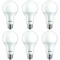 Philips 100W Equivalent A21 LED Frosted Light Bulb 1600 Lume