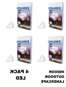 Philips MR11 Bi-Pin LED Floodlight Light Bulb,Part 458539, I