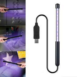 Portable LED UV Disinfection Lamp Tube Handheld UVC Steriliz