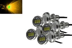 Annisking 8Pcs 10W High Power Eagle Eye LED Lampt Eagle Eye