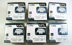 TCP Low Profile SpringLamp CFL Light Bulb – Soft White 60W