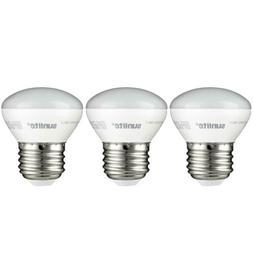 Sunlite R14/LED/E26/4W/D/27K/3PK 2700K LED R14 Mini-Reflecto