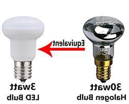 120V R14 3Watt Edison E17 Bulb Lamp 30Watt Equivalent Incand
