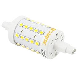 Bonlux J78 LED Bulb with R7S Base, 78mm Dimmable Double Ende