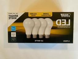 Feit Electric LED 15W 100 watt Replacement Dimmable 3000K li