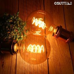 LATTUSO Retro Edison <font><b>Bulb</b></font> E27 220V 4W So