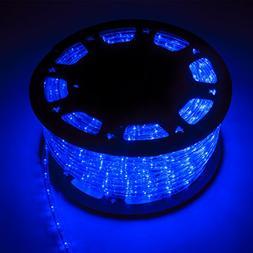 Ainfox 150ft LED Rope Light Indoor Outdoor Decorative Lighti