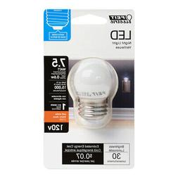 Feit Electric S11 E26  Led Bulb Soft White 7.5 Watt Equivale