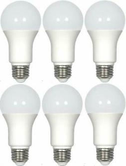 Satco S29837 Solid State LED Light Bulb , Frosted Finish, 12