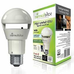 safelumin SA19-450U50 Emergency LED Light Bulbs for Home Saf