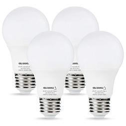 LOHAS Dusk to Dwan Light Sensor LED Bulb A19, Smart Sensor L