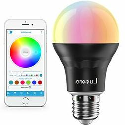 LUCERO Smart Bulb - Color Changing RGB LED Light - Bluetooth