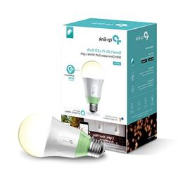 SMART Bulb WHITE LIGHT LED Dimmable Wi-Fi A19 60W Equivalent