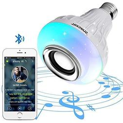 Kimitech Smart Bulb Alexa WiFi LED Light Bulbs 6000K RGB Mul