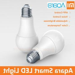 Xiaomi Aqara Smart Light LED Bulb Wireless Zigbee 9W E27 Voi