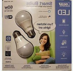 FEIT Electric Smart Wi-Fi LED Color Changing Dimmable 60W Li