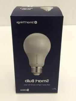 Samsung SmartThings Smart Bulb Soft White A19 LED Light Bulb