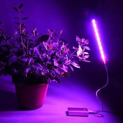 Spectrum UV IR LED Hydroponic Plant Grow Light Bulb Lamp Lig