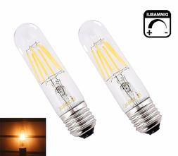Bonlux T10 Tubular Medium Base LED Filament Bulb Dimmable 12