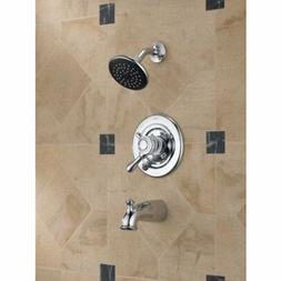Delta T17478 Leland Monitor 17 Series Tub and Shower Trim, C