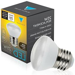 Triangle Bulbs T90201, LED 4-Watt Dimmable R14 Mini Reflecto
