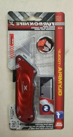 Olympia Tools Turbo Knife-X Red